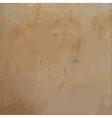 Rusty scratched metal sheet texture vector image vector image