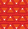 The geometric pattern Abstract background vector image