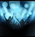 party audience vector image vector image