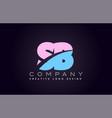 sb alphabet letter join joined letter logo design vector image vector image