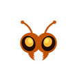 modern ant logo design template vector image vector image