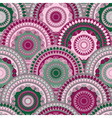 vivid seamless pattern vector image