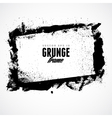 Grunge Frame for multiple applications vector image vector image
