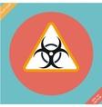 Warning symbol biohazard