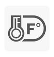 car dashboard symbol vector image vector image