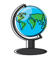 geography tool icon image vector image vector image