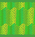 abstract green coniferous forest pattern vector image vector image