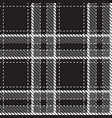 pattern cell tissue fabric texture plaid vector image
