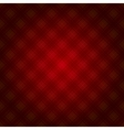Red Fabric Tartan Background vector image vector image