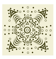 Ornament abstract pattern vector image vector image