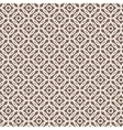 seamless pattern of overlapping circles vector image