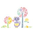 pussycat vector image vector image