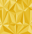 Yellow abstract background pattern of the vector image vector image