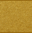 golden foil background gold texture vector image