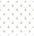 marijuana background seamless pattern texture vector image vector image
