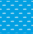 black computer keyboard pattern seamless blue vector image vector image