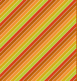 Seamless diagonal stripe pattern background vector image vector image