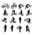 Bicycle black set 01