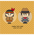 Card costume party vector | Price: 1 Credit (USD $1)