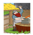 Dwarf vector | Price: 1 Credit (USD $1)