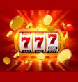 golden big win slots 777 banner casino fly coins