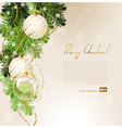 Light christmas background vector | Price: 3 Credits (USD $3)