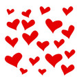 love graphic isolated images vector image vector image