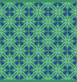 square circle quilt tile seamless pattern vector image