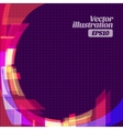 Geometrical abstract backround vector image vector image