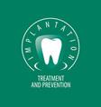 Logo dentistry
