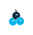 olives icon colored symbol premium quality vector image