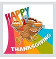 turkey 2 vector image vector image