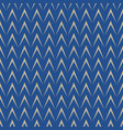 seamless pattern of geometric herringbone vector image vector image