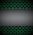 brown green gill vector image vector image