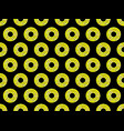 seamless pattern with circles bright mosaic vector image