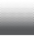 abstract gradient dots background points backdrop vector image