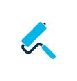 cushion builder icon colored symbol premium vector image