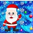 Santa Claus new year vector image vector image