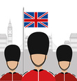 British design vector image vector image