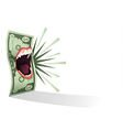 Money Talks vector image vector image
