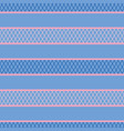 seamless abstract horizontal stripes vector image vector image