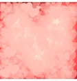 Pink Valentine Background vector image vector image
