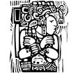Maya Torso vector image vector image