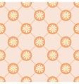 Pretty camomile pattern vector image