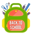 with office or school vector image