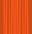 abstract vertical striped pattern orange and grey vector image