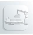 shipment icon vector image vector image
