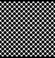 monochrome dotted polka dot pattern vector image