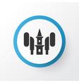 audio icon symbol premium quality isolated azan vector image vector image