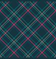 classic tartan merry christmas seamless patterns vector image vector image
